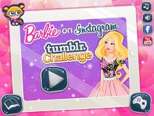Barbie on Instagram Tumblr Challenge