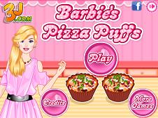 Barbies Pizza Puffs