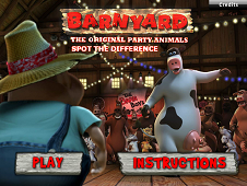 Barnyard Differences