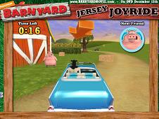 Barnyard Jersey Joyride