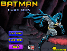Batman Cave Run