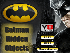 Batman Hidden Objects