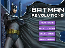 Batman Revolutions