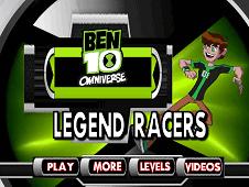 Ben 10 Omniverse Legend Racers