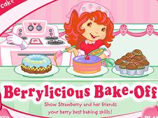 Berrylicious Bake Off