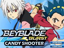 Beyblade Burst Candy Shooter