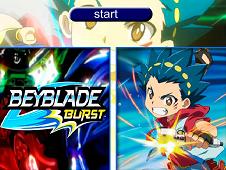 Beyblade Burst Memory Match