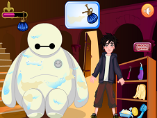 Big Hero 6 Baymax Doctor