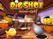 Big Shot Mini Golf
