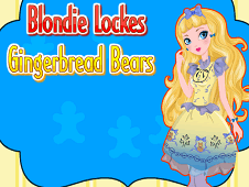 Blondie Lockes Gingerbread Bears