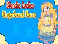 Blondie Lockes Gingerbread Bears