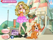 Blondie Lockes Pet Day at School
