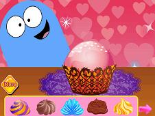 Bloo Cupcake