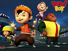 Boboiboy Halilintar Vs Taufan Boboiboy Games