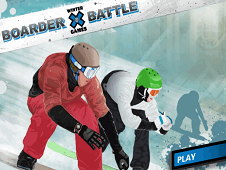 Boarder X Battle