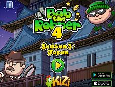 Jogar Bob The Robber 4 Japan Gratis Online
