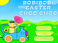 Bobibobi Easter Choo Choo