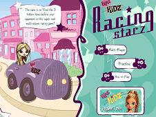Bratz Kidz Racing Starz