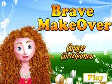 Brave Makeover