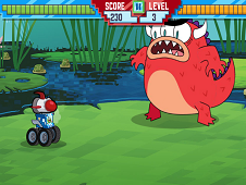 Breadwinners Ultimate Robot Battle