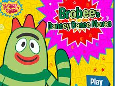 Brobees Dancey Dance Moves