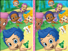 Bubble Guppies Six Diff