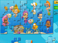 Bubble Gupies Puzzle