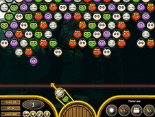 Bubble Shooter Halloween Pack