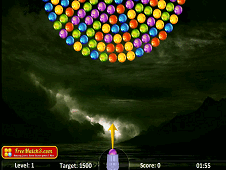 Bubble Shooter a New Challenge