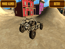 Buggy Stunts