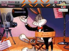 Bugs Bunny Hidden Objects