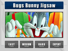 Bugs Bunny Jigsaw Puzzle