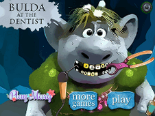 Bulda At The Dentist