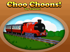 Choo Choons Toy Trainset