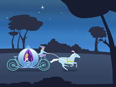 Cinderella Carriage Adventure