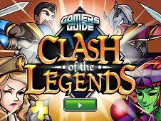 Clash of the Legends 2