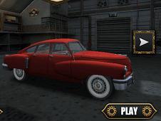 Classic Cars Parking 3D