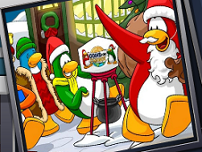 Club Penguin Sort My Tiles