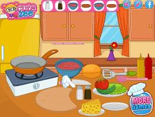 Cooking Academy Burger