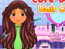 Cute Dora Hair Style