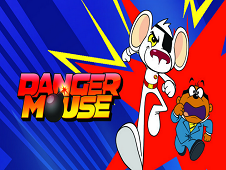 Danger Mouse Activate Photobomb