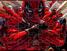 Deadpool Puzzle
