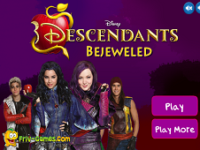 Descendants Bejeweled