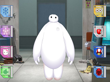 Design Baymax
