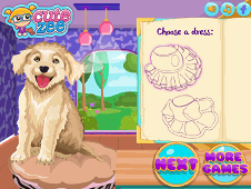 Design Your Doggies Outfit