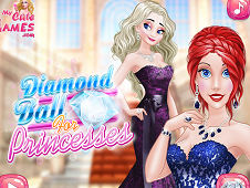 Diamond Ball for Princesses