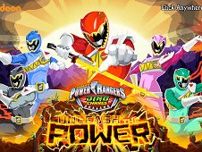 Dino Charge Unleash The Power