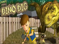 Dino Dans Dino Dig
