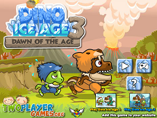 Dino Ice Age 3 Dawn of the Age