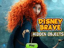 Disney Brave Hidden Objects